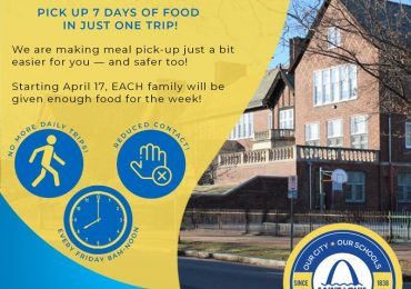 Week's worth of school grab-and-go meals available Friday