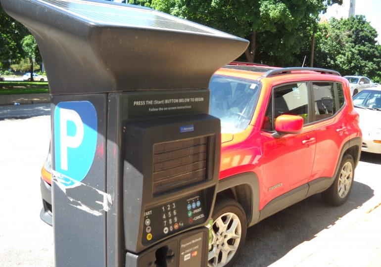 No more free parking: Meter enforcement resumes