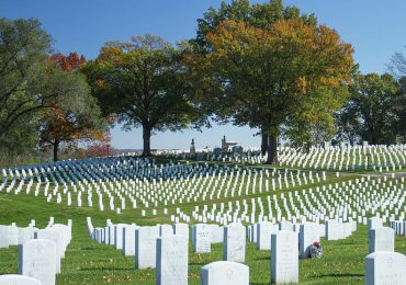 Area's cemeteries, parks to be quieter on Memorial Day