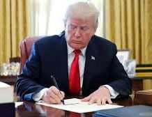 Trump signs bill funding government, COVID relief