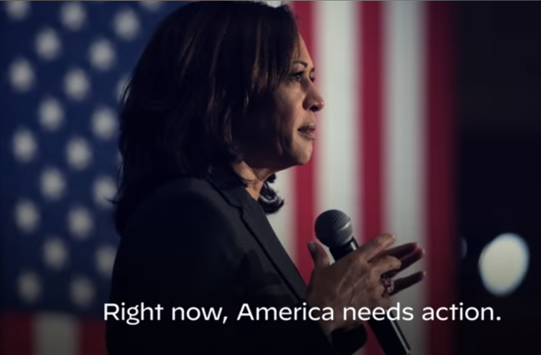 Harris bringing energy, dollars and more to Biden's campaign