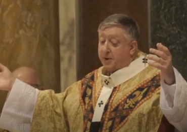 New St. Louis Archbishop Rozanski is formally installed
