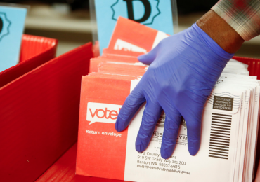 Despite virus threat, Black voters wary of voting by mail
