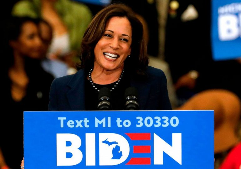 Biden selects Sen. Kamala Harris as running mate