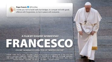 Francis becomes first pope to endorse same-sex civil unions