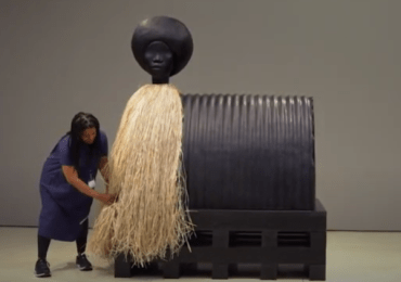 Sculptor to be first Black woman to represent U.S. at Biennale festival