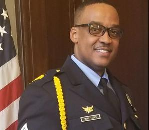 Ethical Society of Police union has new president