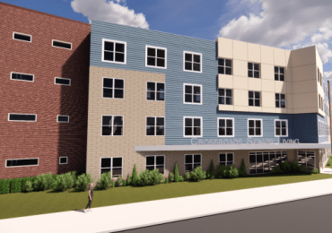 Midwest BankCentre gives land for senior housing near Bevo Mill