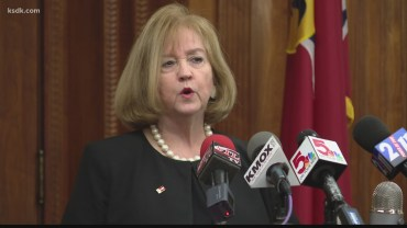Krewson won't seek another term as mayor