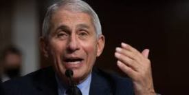 Fauci is one of People magazine's 2020 People of the Year