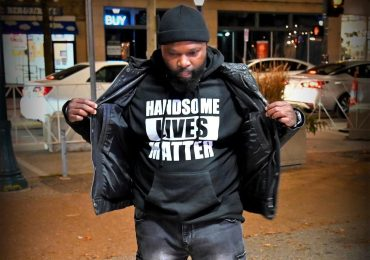 Comedian works, lives by motto 'Handsome Lives Matter'