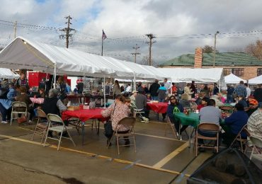 Church's holiday market is forced to go virtual