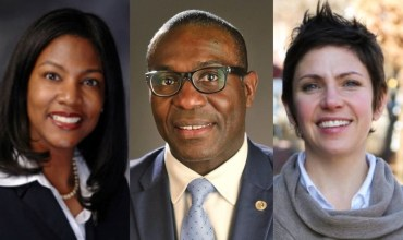Jones joins Reed, Spencer in race for mayor