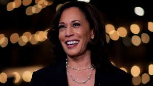 Harris is resigning Senate seat to move to VP role