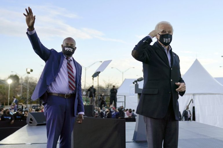 Warnock, Biden wins give twin thrills to religious liberals