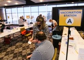 Missouri ranks last in residents vaccinated